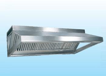 不锈钢环保运水烟罩