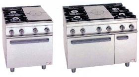 燃气热板炉连平头炉