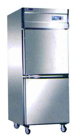 二门冷冻柜